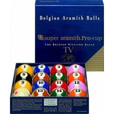 SuperAramithTV.比利時進口世界比賽指定用撞球球組.BL-SAP-IN-01