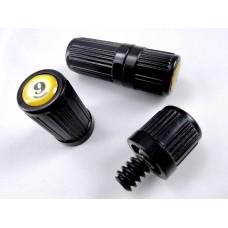 10牙.9號球塑膠保護套.PTC-N9-10