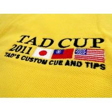 TAD.美國品牌Polo衫.絕版僅此一件TAD-POLO-Y