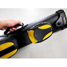 6孔.Vincitore.橢圓形.黃黑F1賽車球筒.C24M-4