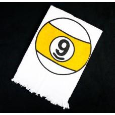 優質9號撞球毛巾.DSL-EQP-08