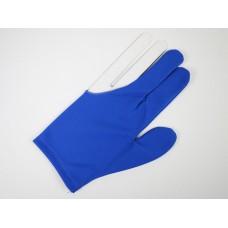 淡藍色尼龍布料.三指手套.DSL-EQP-12B