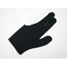 黑色尼龍布料.三指手套.DSL-EQP-12BK