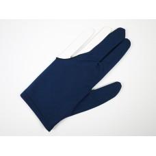 深藍色尼龍布料.三指手套.DSL-EQP-12DB