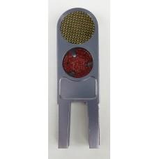 銀色.多功能皮頭銼刀整修器.JI107-SL