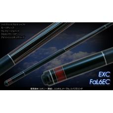 Exceed日本頂級球桿.黑檀叉Cocobolo木.EXC-FaL6EC
