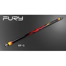 KELLY FISHER代言快火系列.FURY.原裝進口撞球桿.KF-1