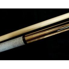 仿紹(仿SOUTH WEST)黑檀木六叉頂級楓木.DEMON頂級撞球桿.PC1-09