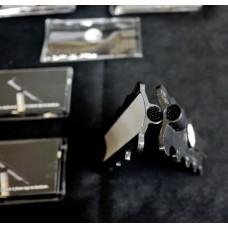 鈦金屬.MINI.5合1專業多功能皮頭整修刺針.MINI-5N1
